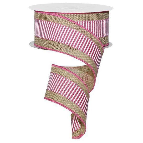 Horizontal Stripe Ribbon - My Christmas