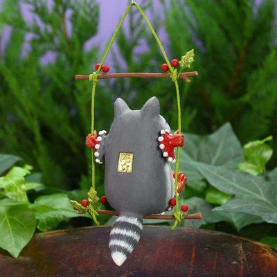 Huck Raccoon Ornament - My Christmas
