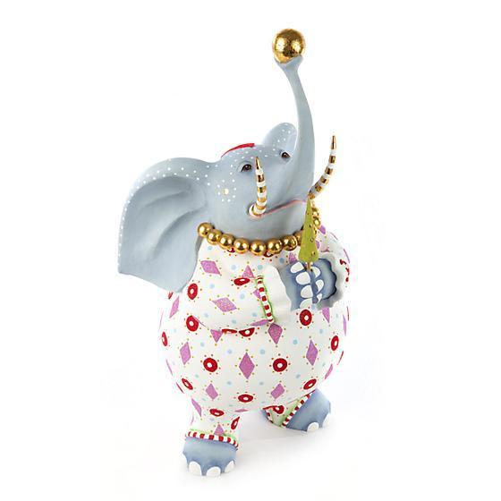 Jambo Eleanor Elephant Figure - My Christmas