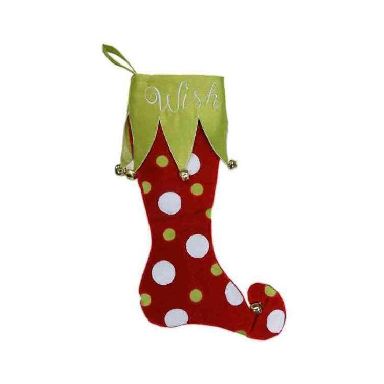 Jester Stocking - My Christmas