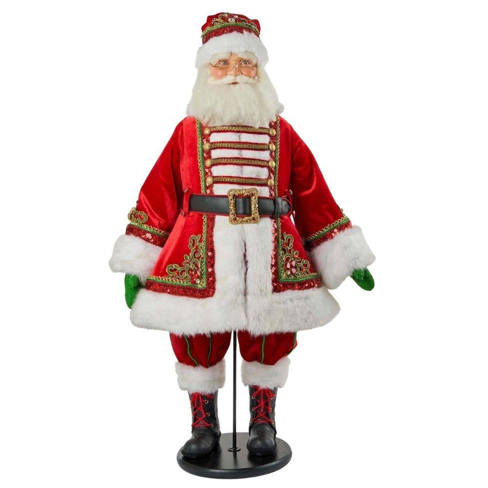 Jolly St Nick, 80cm - My Christmas