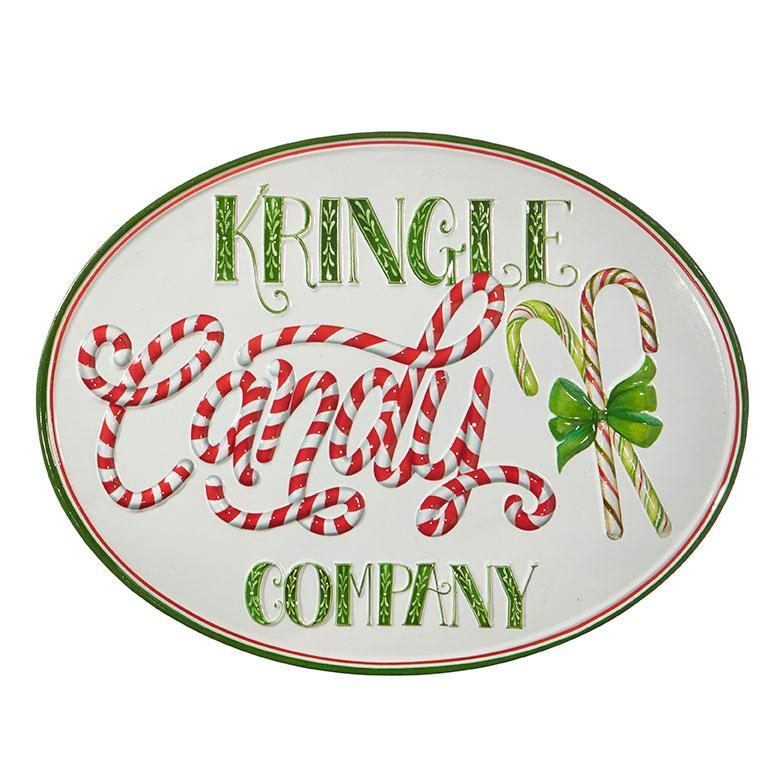 Kringle Candy Co Sign - My Christmas