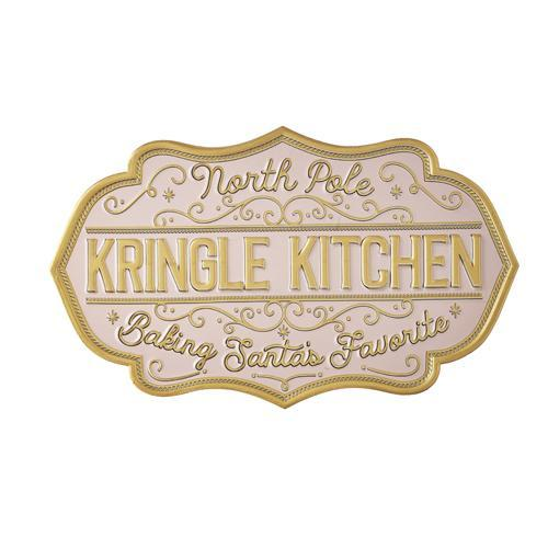 Kringle Wall Art - My Christmas