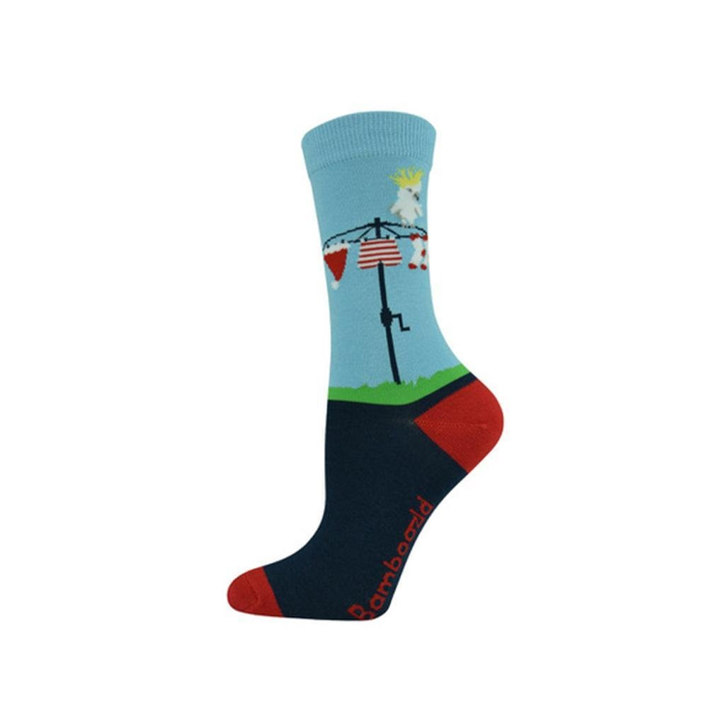 Ladies Christmas Wash Socks - My Christmas