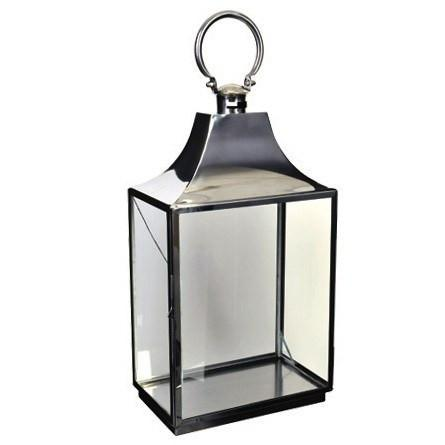 Lantern/ Silver - Pick up Only - My Christmas