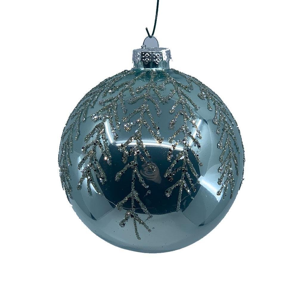Light Blue Ornament - My Christmas