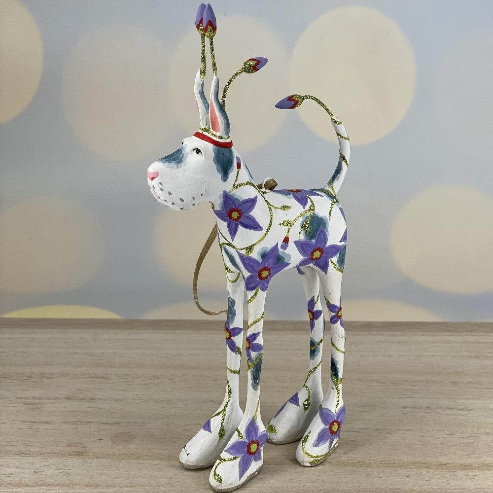 LLS Grant Great Dane Ornament - My Christmas