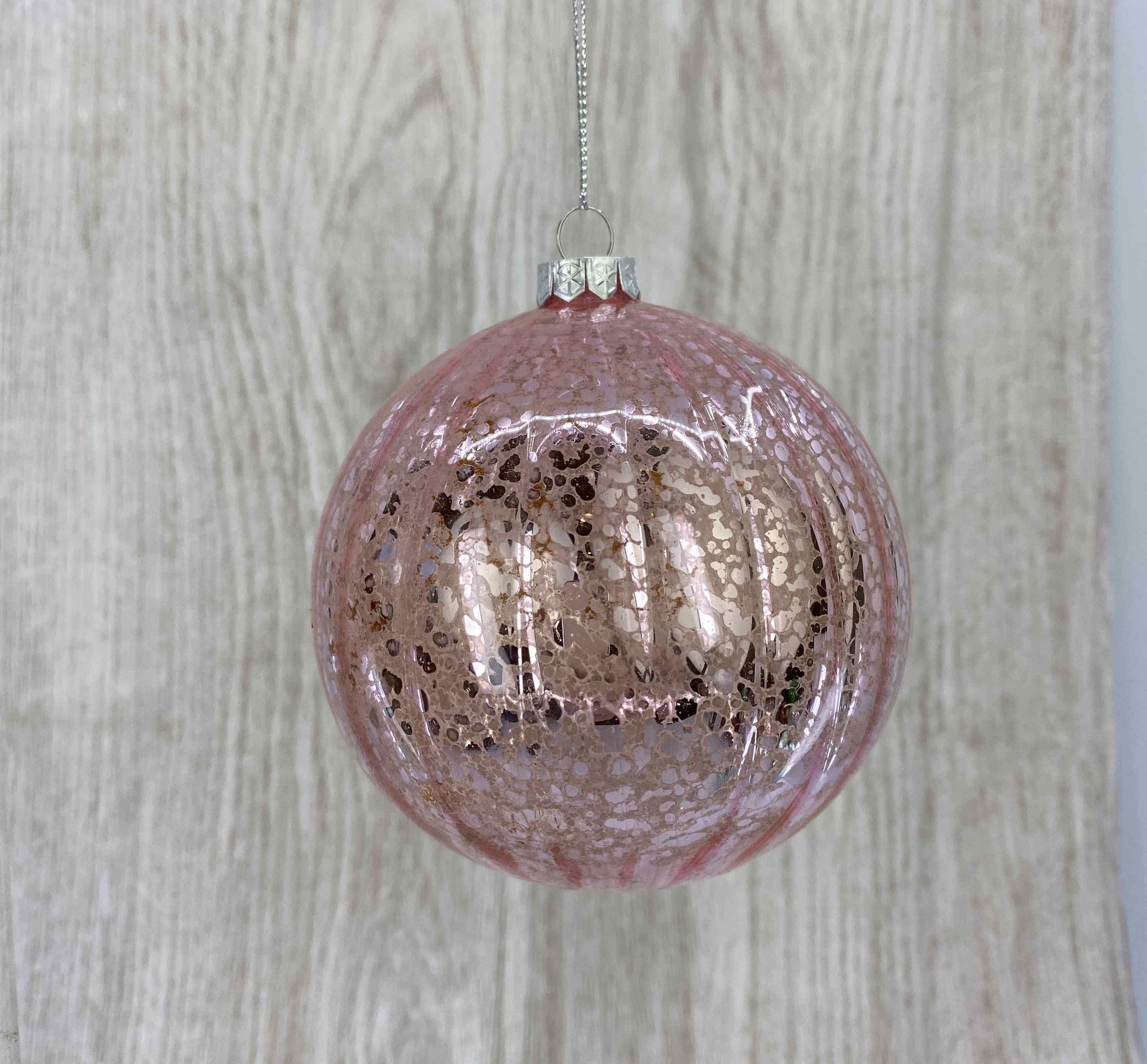 Mercury Pink Ball - My Christmas