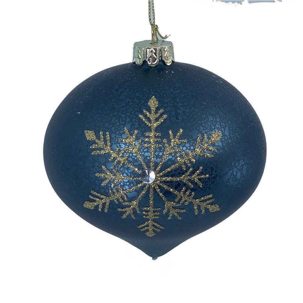 Midnight Blue Ornament - My Christmas