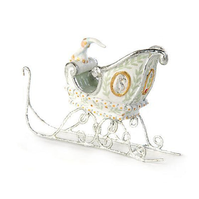 Mini Moonbeam Sleigh Ornament - My Christmas