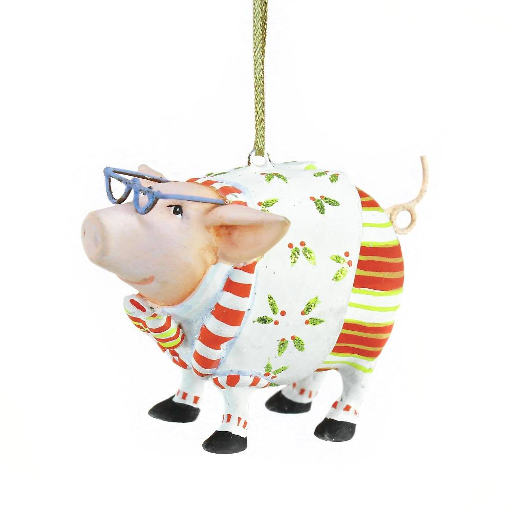 Mini Nobert Pig H/O - My Christmas