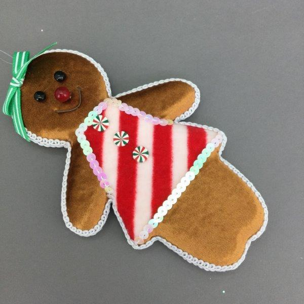 Mrs Ginger Candy H/O - My Christmas