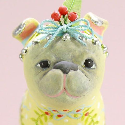 NEW - Mini Prudence Pug - My Christmas