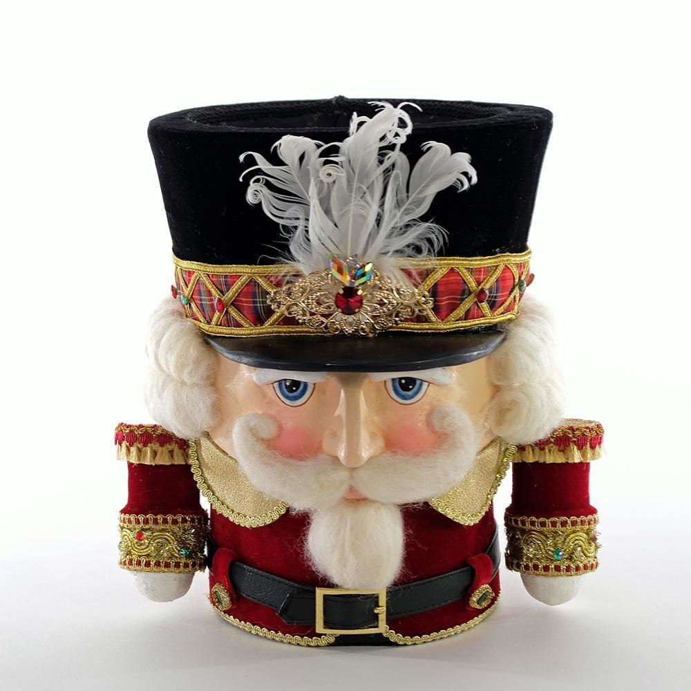 Nutcracker Container - My Christmas