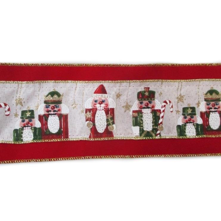 Nutcracker Ribbon - My Christmas