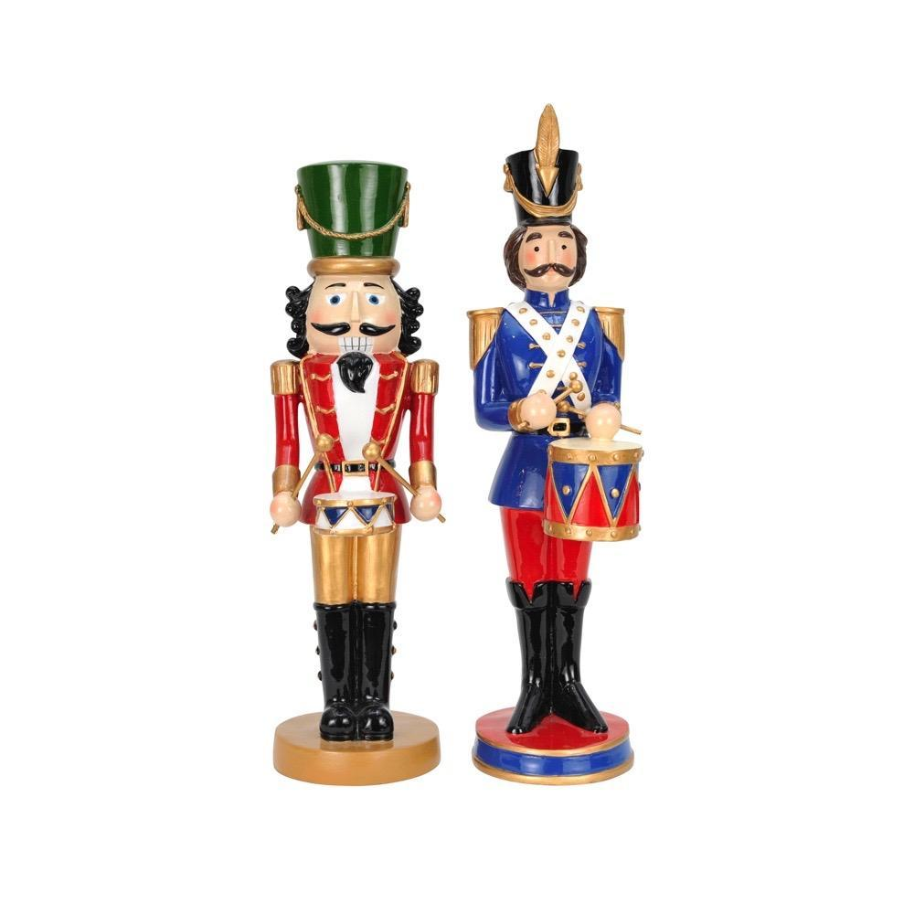 Nutcracker with Drums, Small - My Christmas