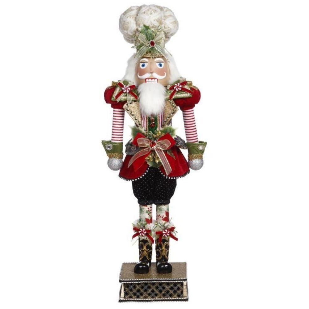 Peppermint Nutcracker, 91cm - My Christmas