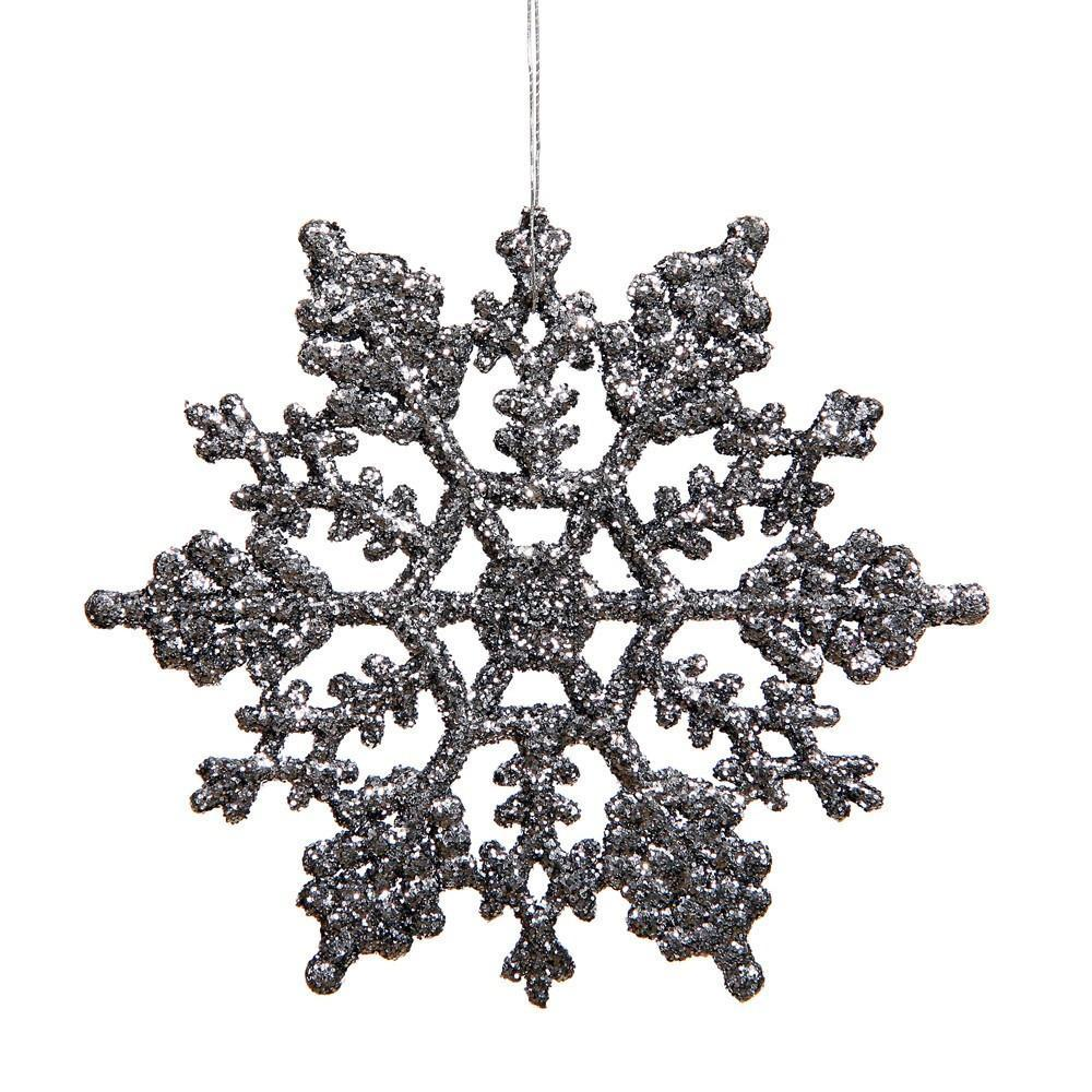 Pewter 16cm Snowflake - My Christmas