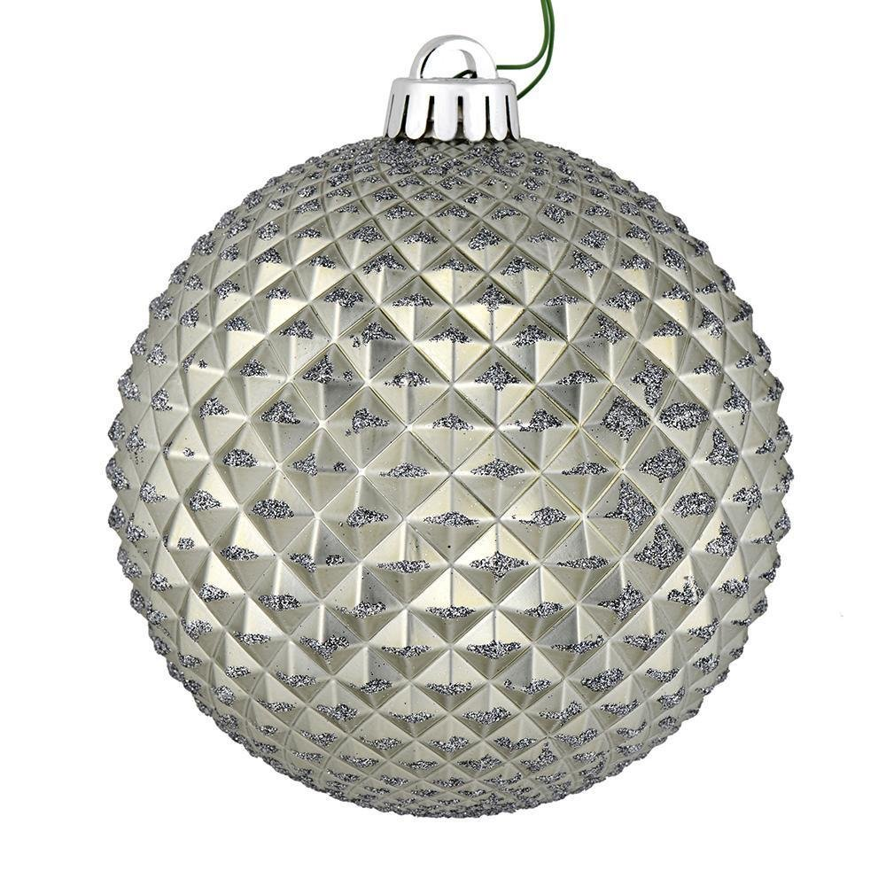 Pewter Ball, 10cm - My Christmas