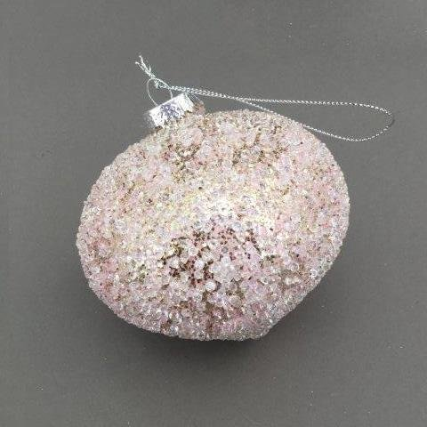 Pink Crystal Onion - My Christmas