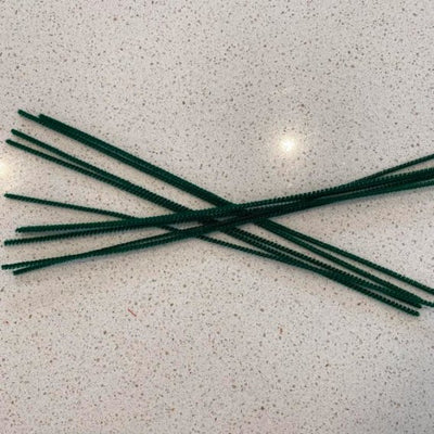 Pipecleaner, pack of 20, Various Colours - My Christmas