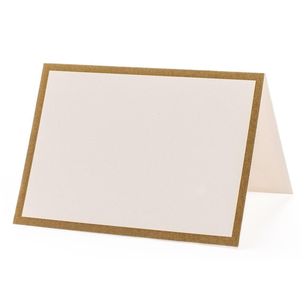 Placecards, Gold Frame - My Christmas