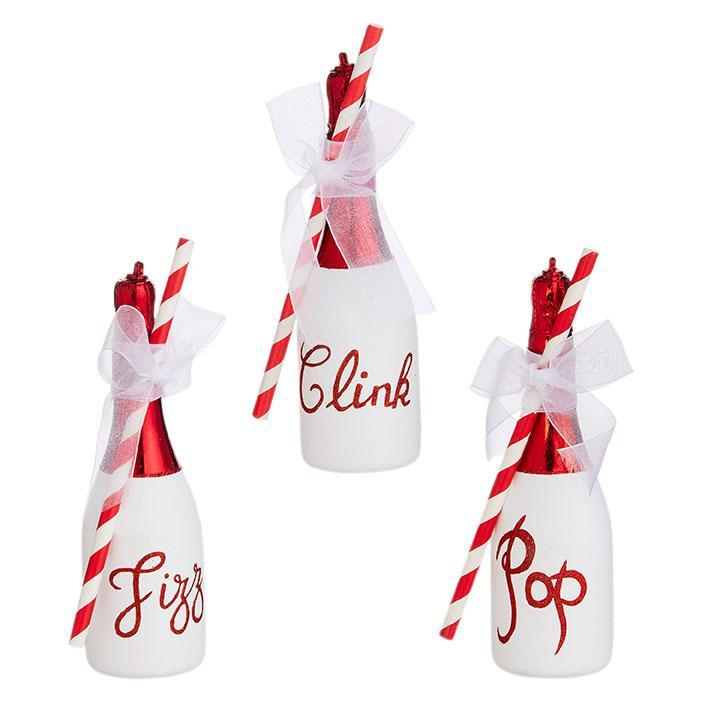 Pop Click Fizz Bottles - My Christmas