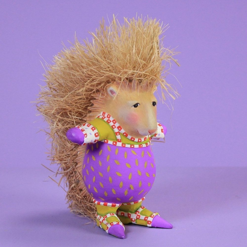 Porkie Porcupine Ornament - My Christmas