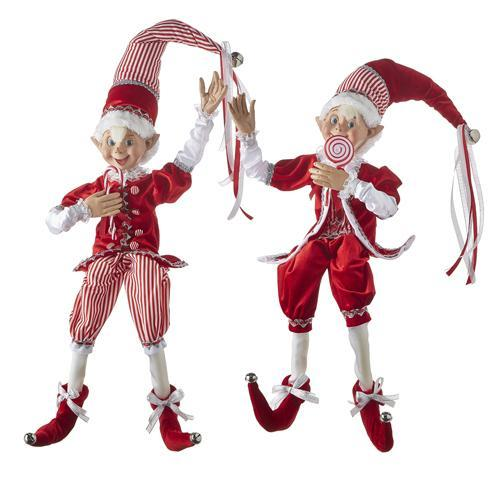 Posable Elf, 76cm - My Christmas