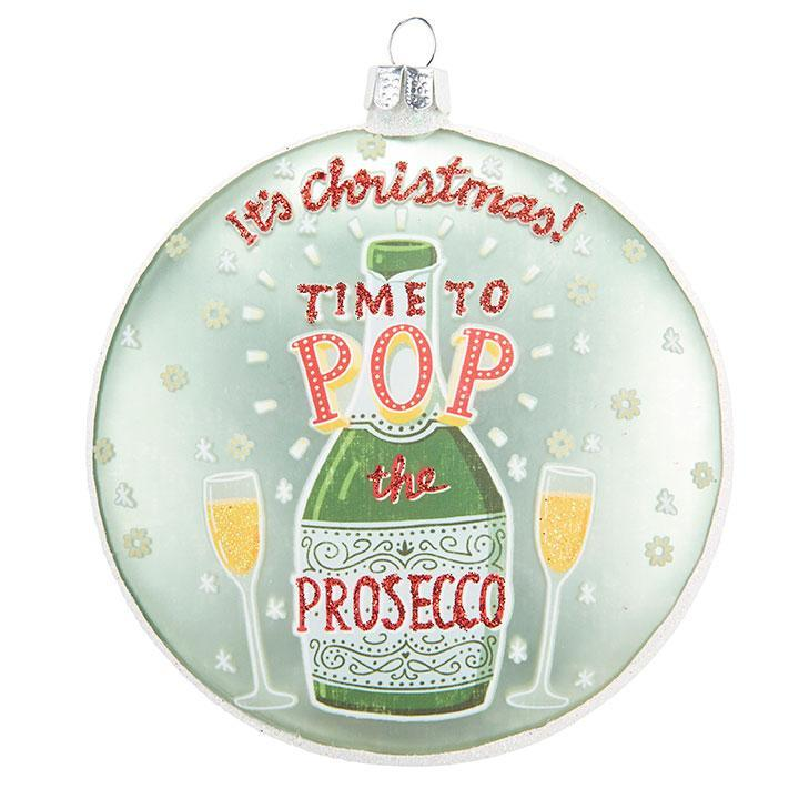 Prosecco Pop Disc - My Christmas