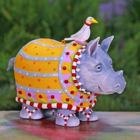 Ralph Rhino ornament - My Christmas
