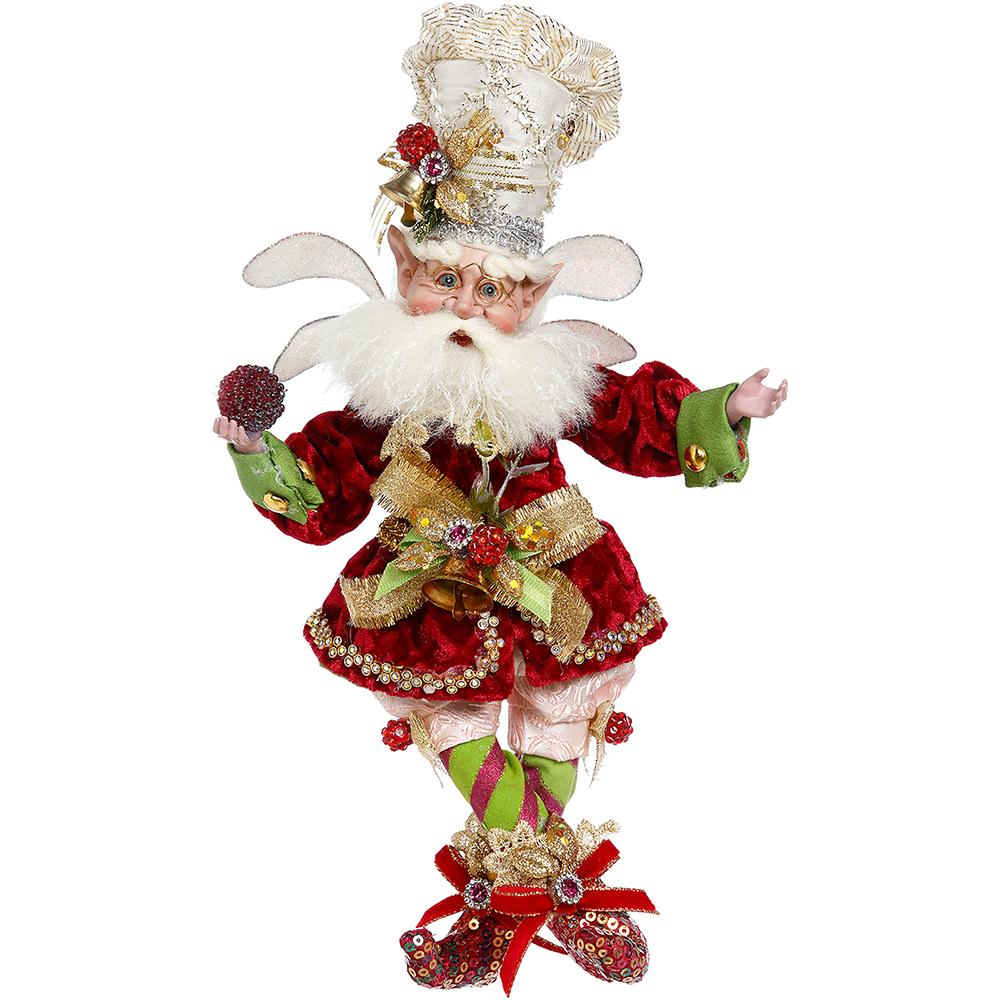 Raspberries and Cream Fairy, 27cm - My Christmas