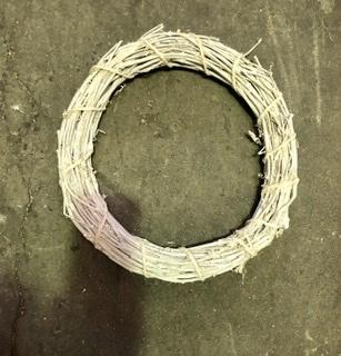 Rattan Wreath, 40cm - My Christmas