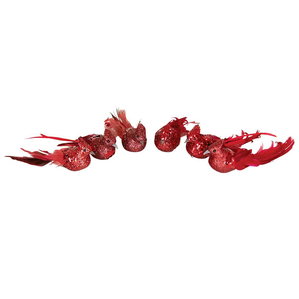 Red Cardinal Bird, Assortment - My Christmas