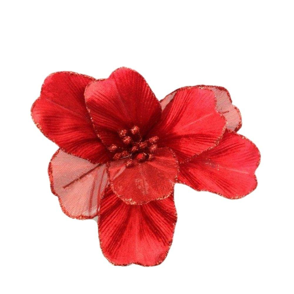 Red Small Flower - My Christmas