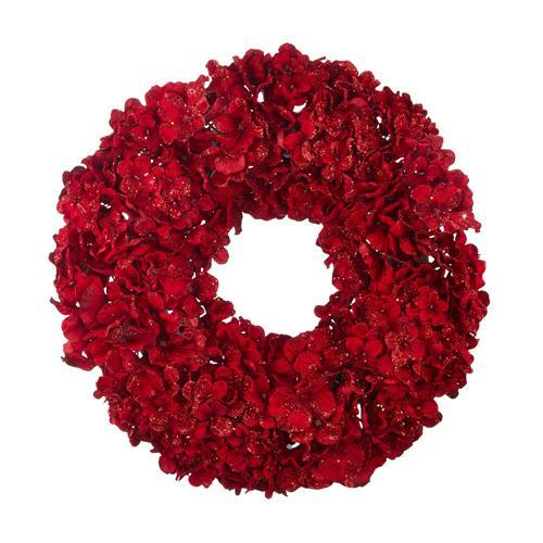 Red Wreath, 40cm - My Christmas