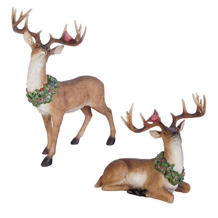 Reindeer, 50cm set of two - My Christmas