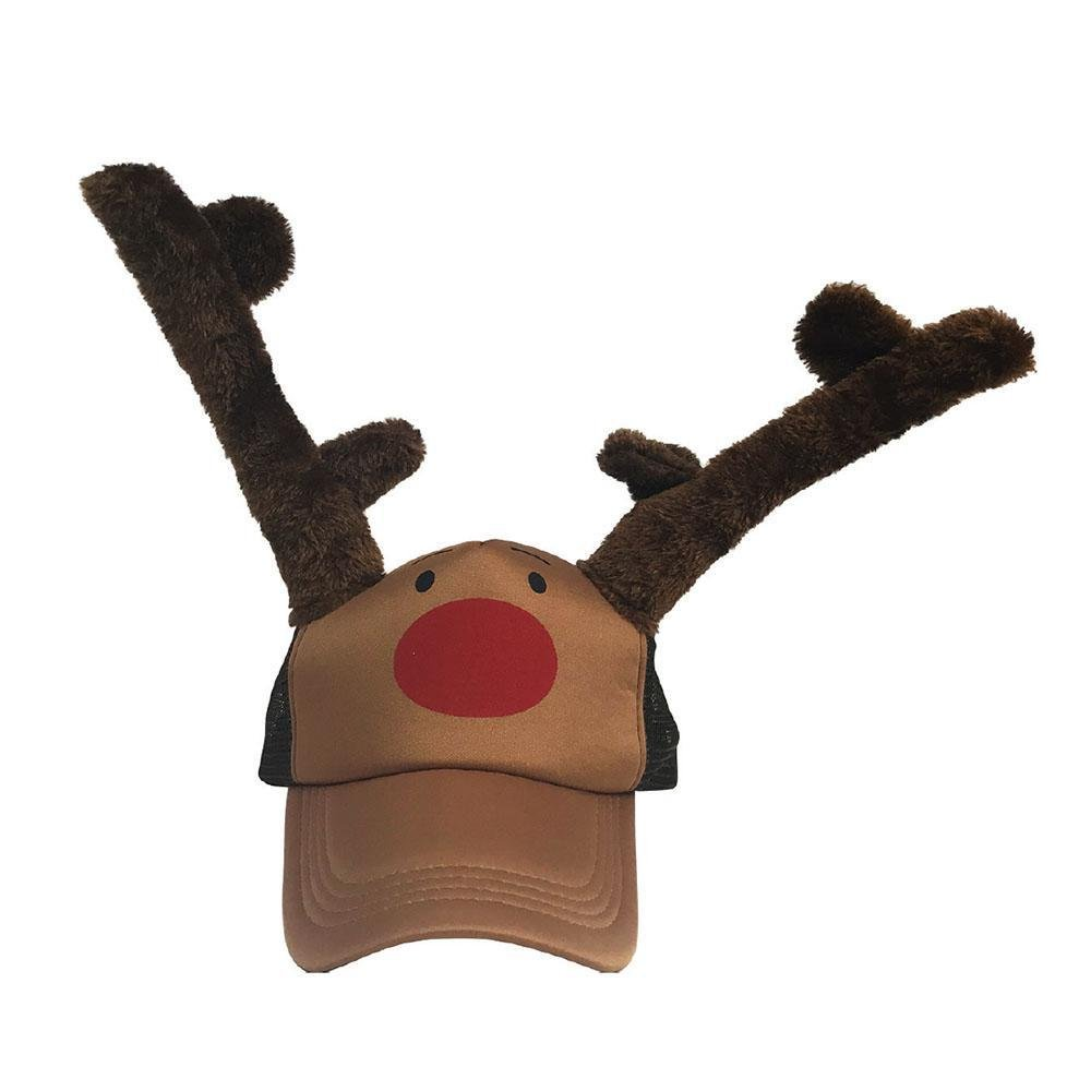 Reindeer Novelty Hat - My Christmas