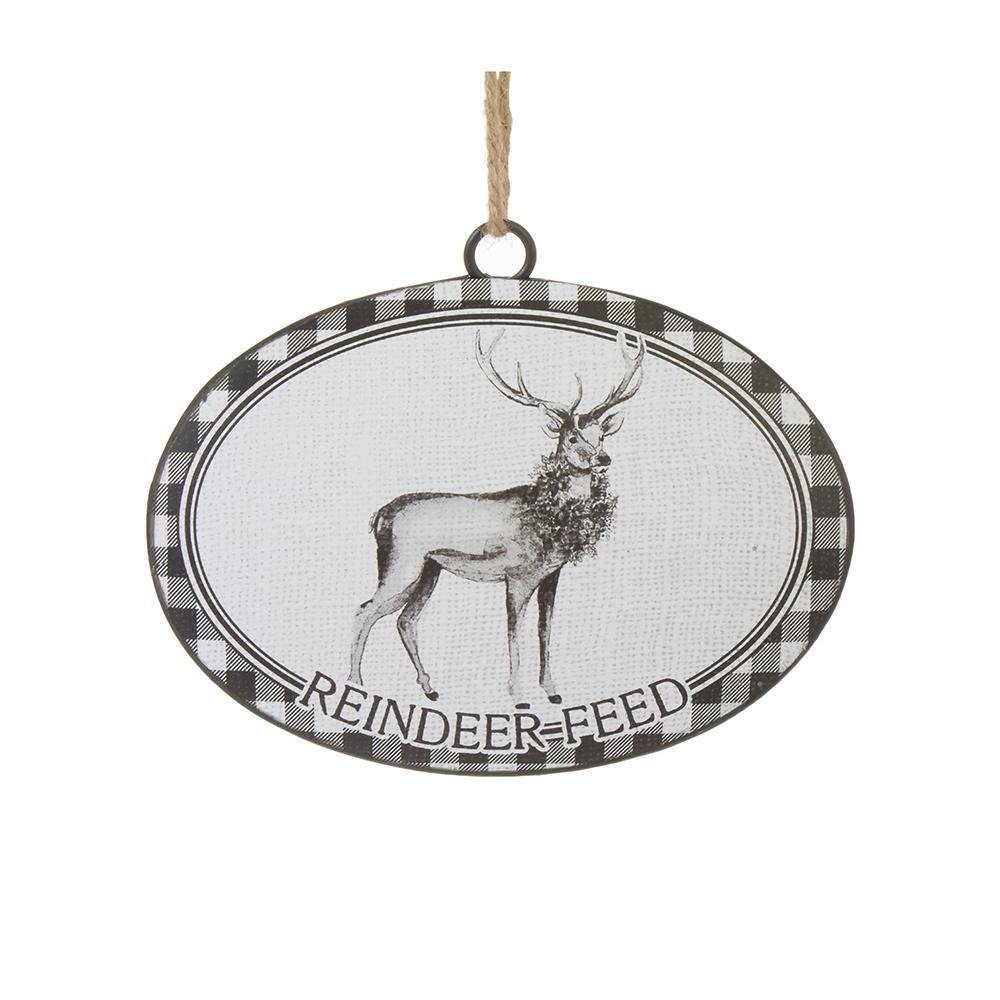 Reindeer Ornament - My Christmas