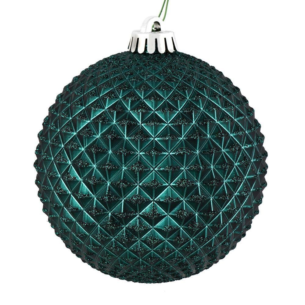 Sea Blue Bauble, 10cm - My Christmas