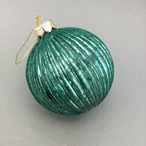 Sea Green Ball - My Christmas