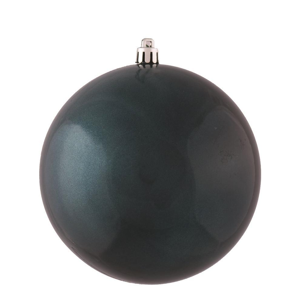 Sea Green Candy Ball, Pkt 12 - My Christmas
