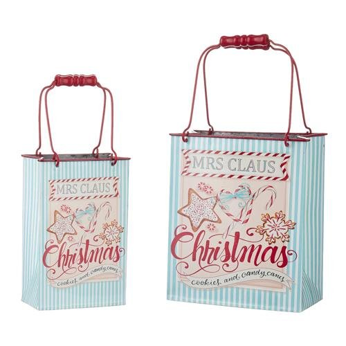 Set of 2 Shopping Containers - My Christmas