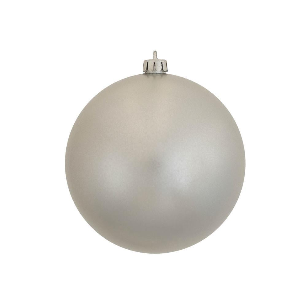 Silver 20cm Bauble - My Christmas