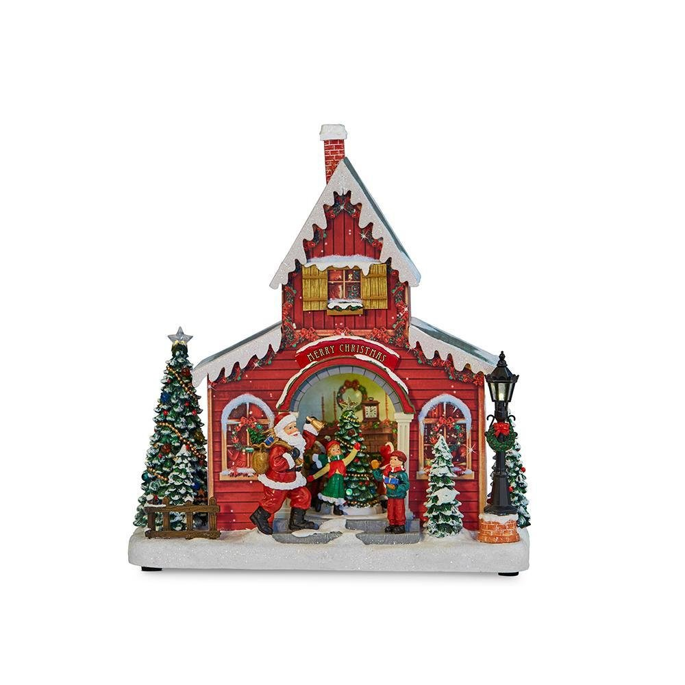 Singing House With Children - My Christmas