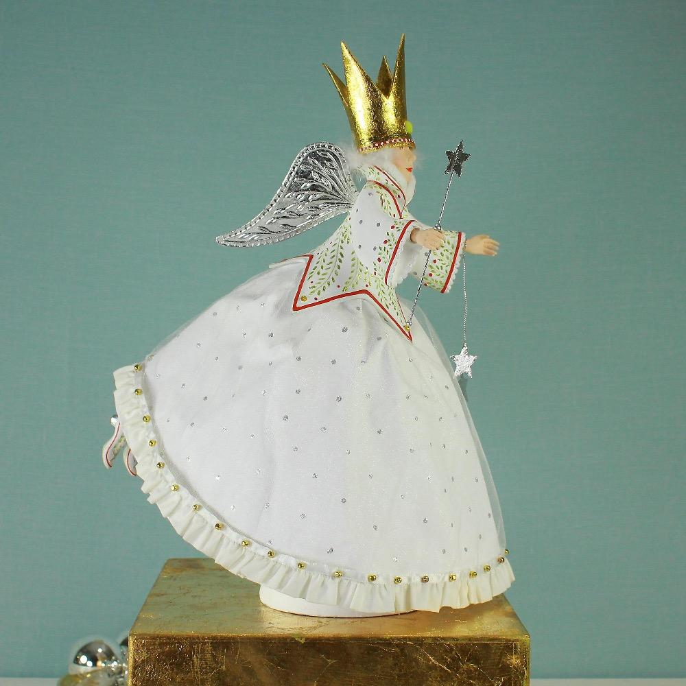 Star Fairy Tree Topper - My Christmas