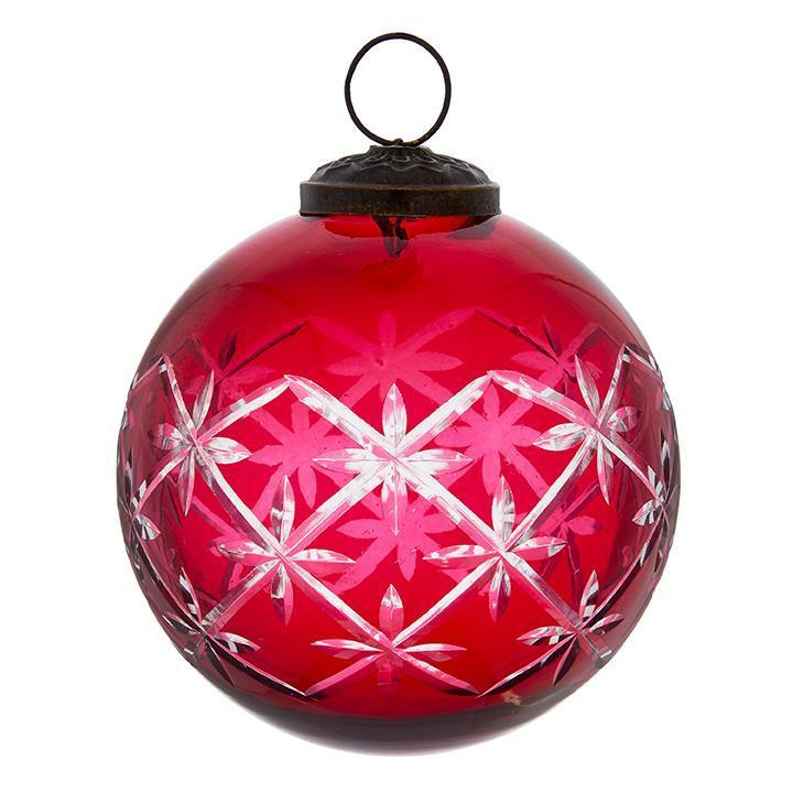 Starburst Bauble - My Christmas