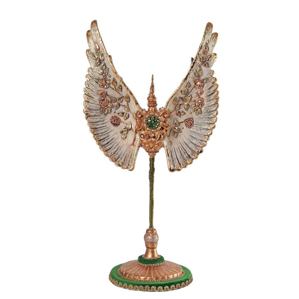 Tabletop Angel Wing, 55cm - My Christmas