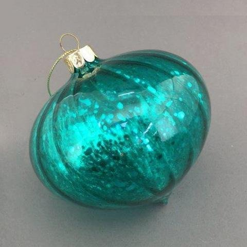 Teal Mercury Onion - My Christmas