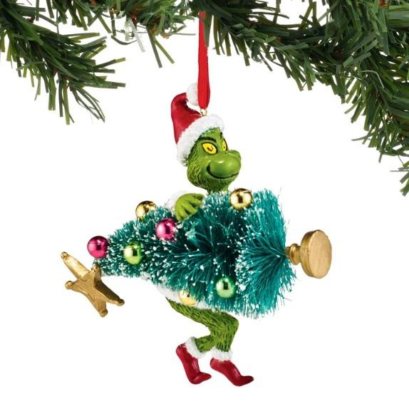 Tree Stealing Grinch - My Christmas
